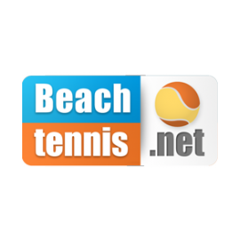 eLab Design Portfolio Beach Tennis Logo design