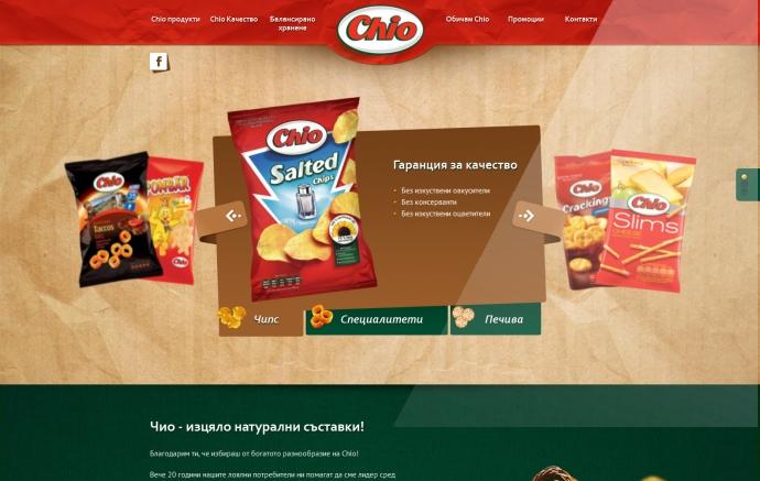 eLab Design Portfolio Chio Web