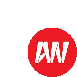 eLab Design Portfolio Atomic Wave Logo design