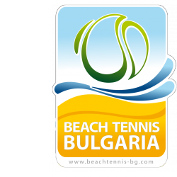 eLab Design Portfolio Beach Tennis Bulgaria Logo design