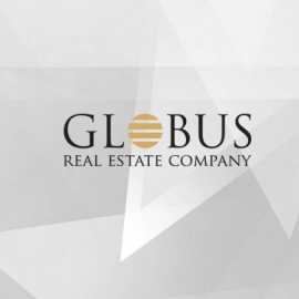 eLab Design Portfolio Globus Estate Web icon