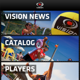 eLab Design Portfolio Vision Beach Tennis App Mobile icon